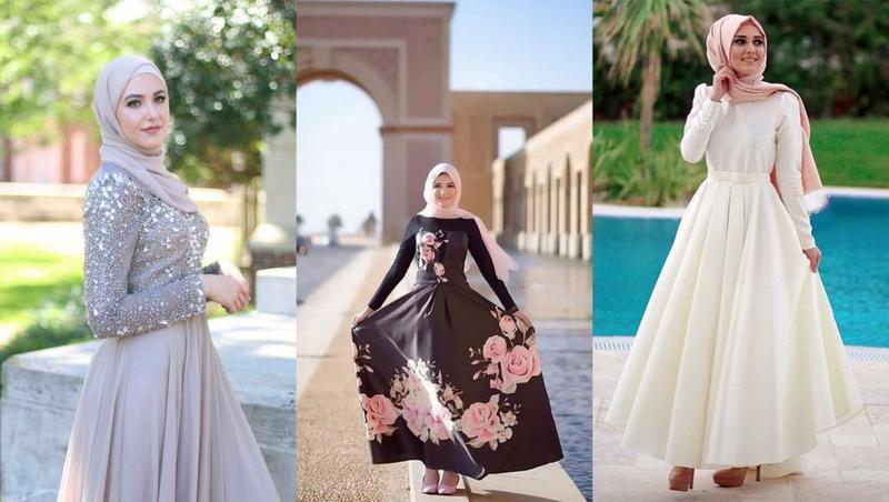 صورة فساتين سهره اخر موضه , اروع تشكيله لفساتين السهره حسب الموضه