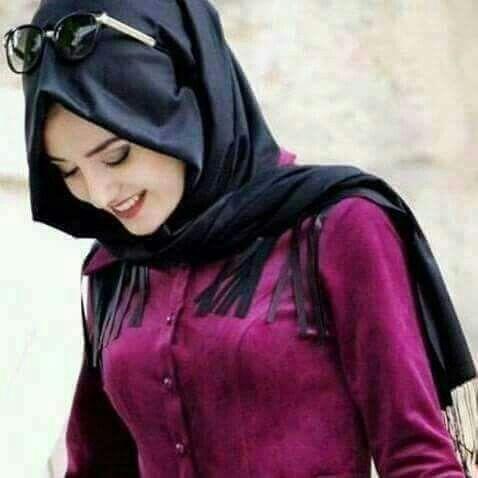 صورة صور بنات محجبات على الفيس , بنات منوره في الحجاب 3061 7