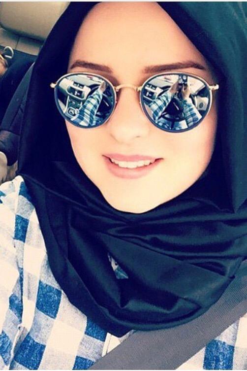 صورة صور بنات محجبات على الفيس , بنات منوره في الحجاب 3061 8