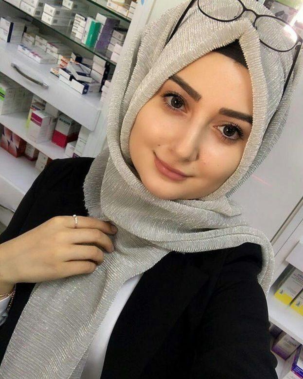 صورة صور بنات محجبات على الفيس , بنات منوره في الحجاب 3061 9