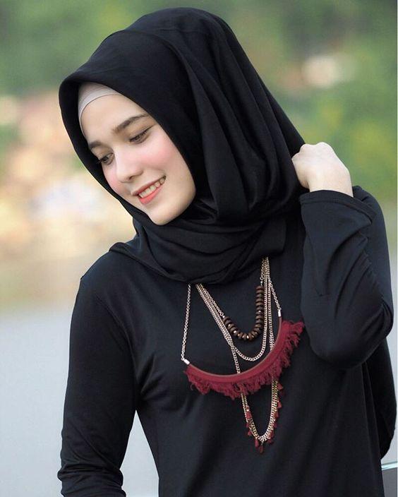 صورة صور بنات محجبات على الفيس , بنات منوره في الحجاب 3061