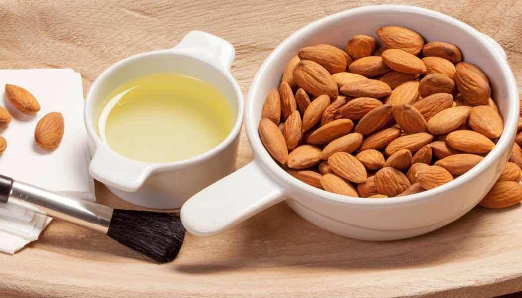 صورة فوائد زيت اللوز المر للشعر , اطالة و لمعان الشعر باستخدام افضل الزيوت 3636 3