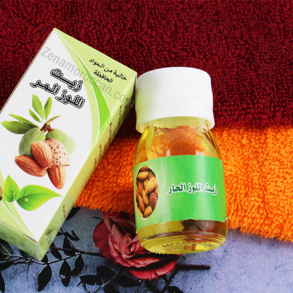 صورة فوائد زيت اللوز المر للشعر , اطالة و لمعان الشعر باستخدام افضل الزيوت 3636