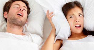 صورة علاج الشخير اثناء النوم , اسهل الطرق للتخلص من ازعاج الشخير