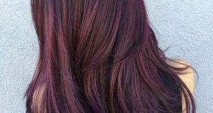 صورة الوان الشعر الاحمر , اروع درجات الاحمر المختلفه لشكل جديد
