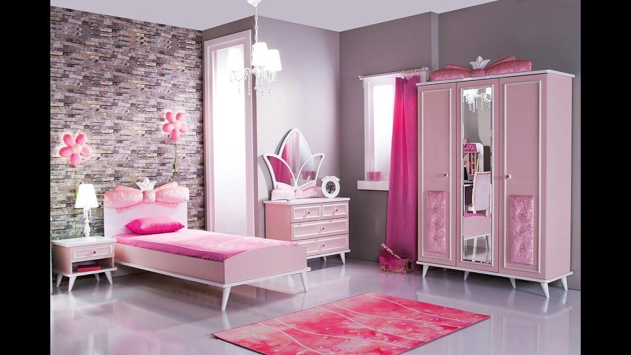 صورة غرف نوم بنات مراهقات , صيحات غرف النوم للبنات
