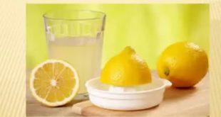صورة الماء الدافئ والليمون لازالة الكرش , اروع استخدامات الليمون والماء الدافئ