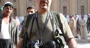 صورة جمال حسين علي , اشهر روائي في مجال الرياضيات والاعلام