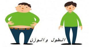 صورة كيف اعرف وزني المثالي بالنسبة لعمري وطولي , كيفية حساب الوزن المثالى