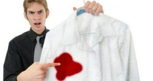 صورة ازالة الدم عن الملابس , طرق فعاله لازالة الدم عن الملابس