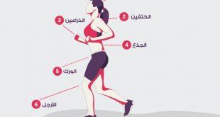 نصائح للجري بدون تعب , نصائح بسيطه للتخلص من مشقة الجري