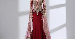 صورة تصميمات فساتين 2019 , احدث كولكشن لفساتين السهره ٢٠١٩