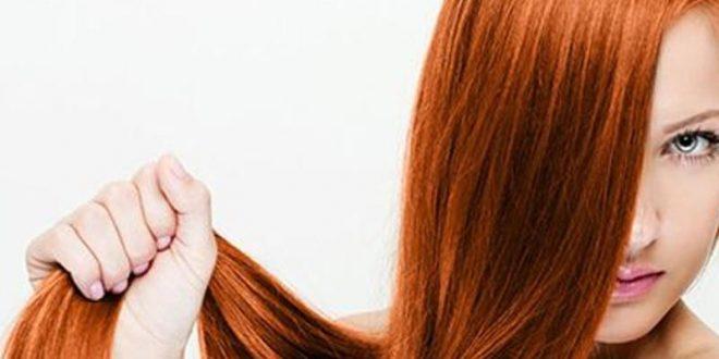 صور صبغة الشعر الطبيعية بالكركم , احصلي على لون شعر ذهبي في المنزل