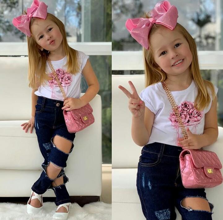 صورة صور ملابس اطفال بنات , موديلات ازياء الاطفال البنات