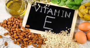 فوائد فيتامين ه للبشره , استخدام فيتامين ه في محاربه التجاعيد