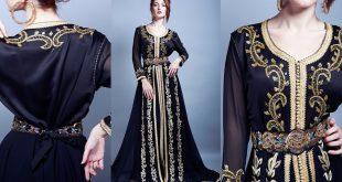 صورة الباس التقليدي المغربي , القفطان احد رموز الثقافه لشعب المغرب