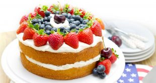 صورة الكيكة الاسفنجية حورية المطبخ , اسهل وصفه لعمل الكيكه الاسفنجيه