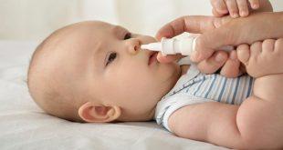 صورة علاج نزلات البرد عند الاطفال الرضع بالاعشاب , قدمي لطفلك العلاج المناسب لنزلات البرد