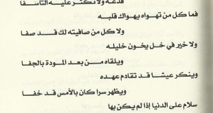 صورة بيت شعر عن الصاحب , احلى كلام عن اجدع صحاب