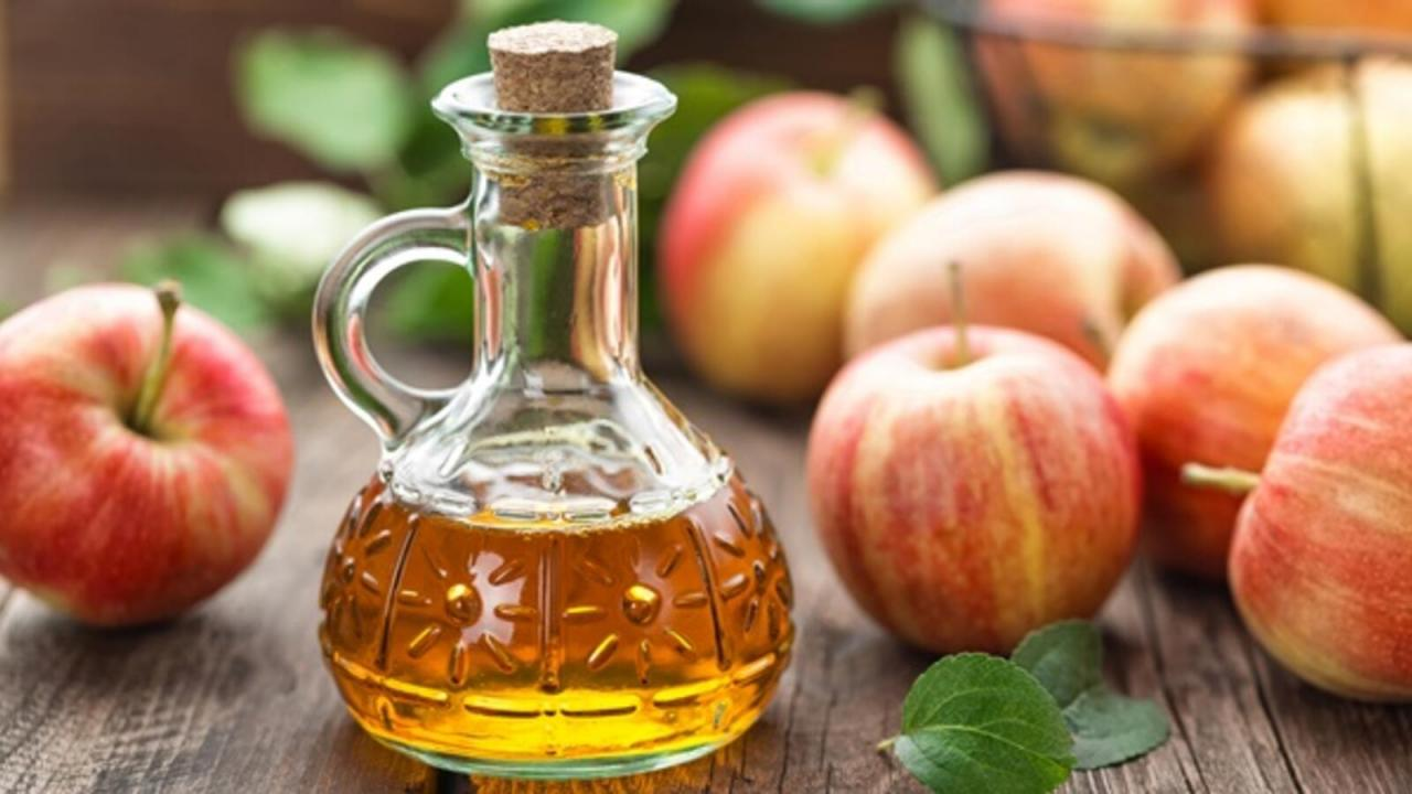 صورة فوائد خل التفاح الطبيعي , مميزات شرب خل التفاح الطبيعي