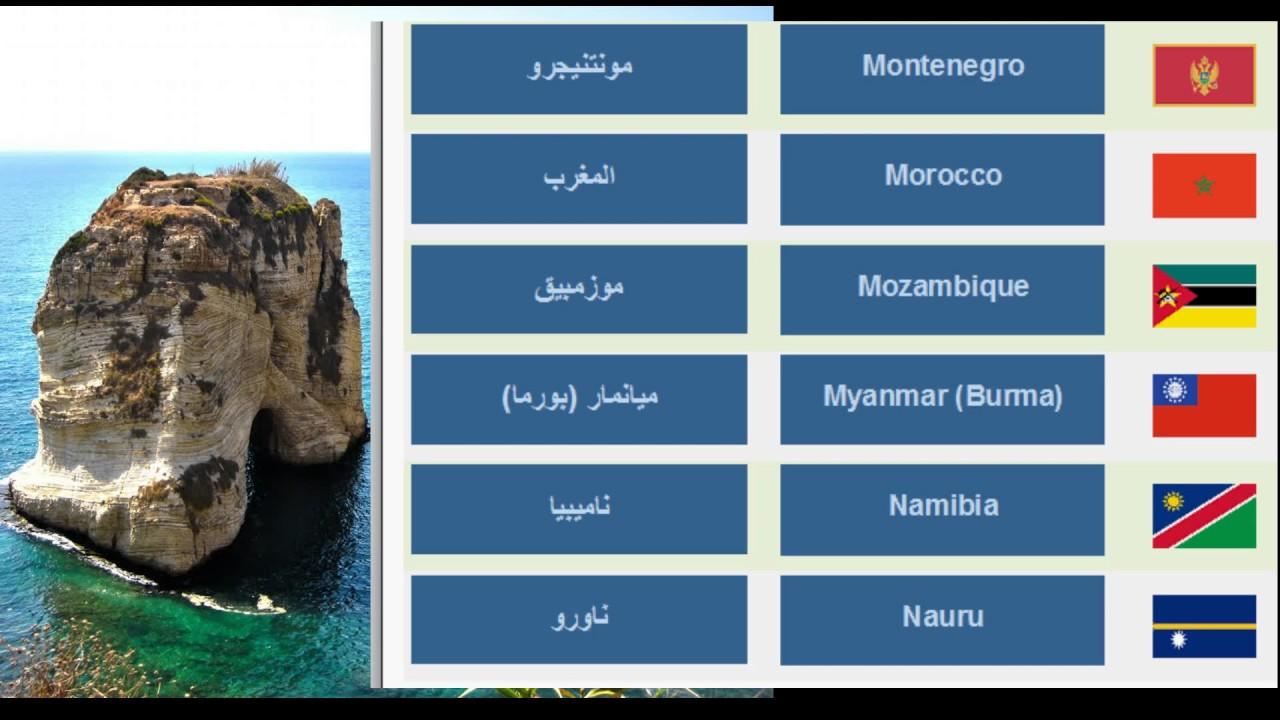 صورة اسماء الدول العالم , دول العالم عددها واسمائها