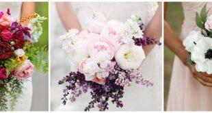 صور بوكيه ورد فرح , تالق العروسه باحدث بوكيهات للورد