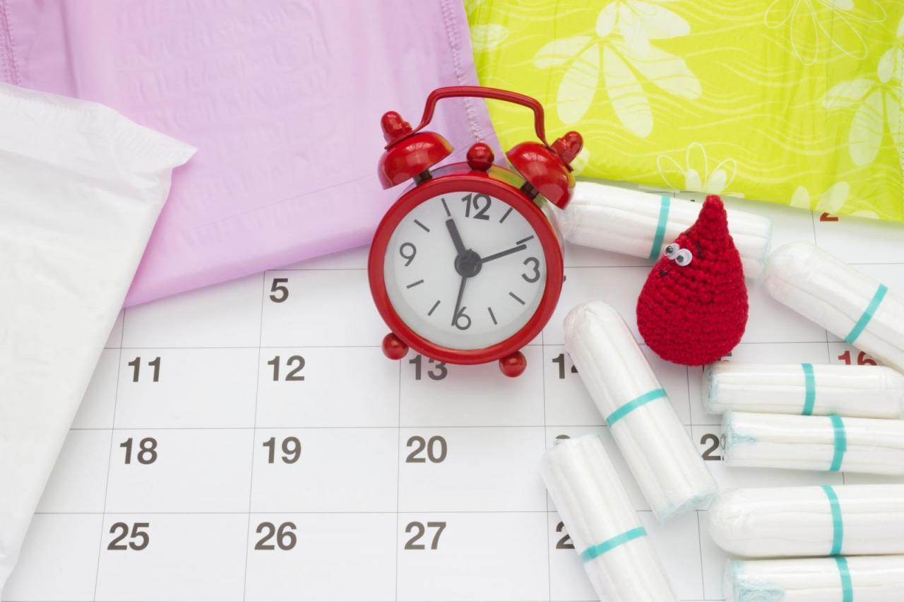صورة اعراض تاخر الدورة , اعراض تقلقك اذا تاخرت دورتك الشهريه