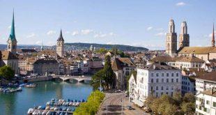 صور اكبر مدينة في سويسرا , عجائب مدينة زيورخ في سويسرا