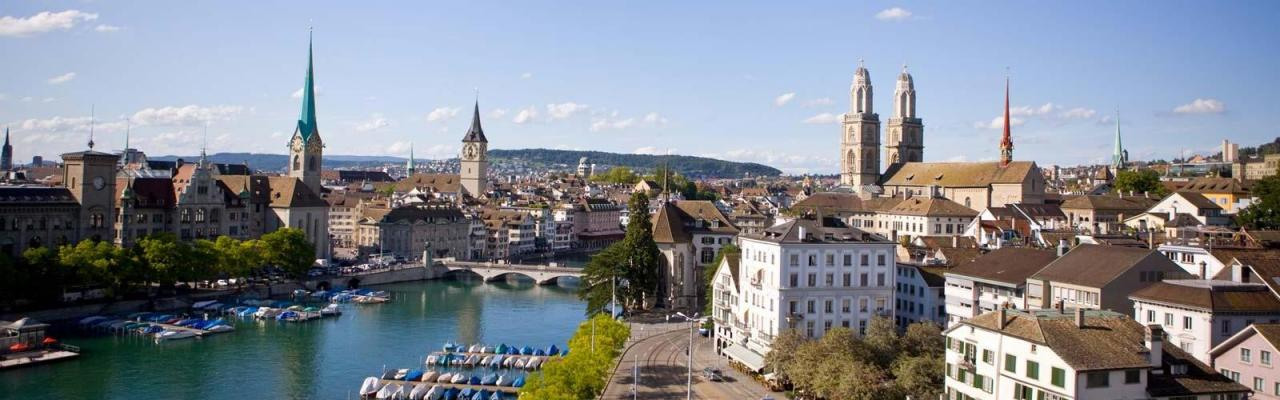 صورة اكبر مدينة في سويسرا , عجائب مدينة زيورخ في سويسرا
