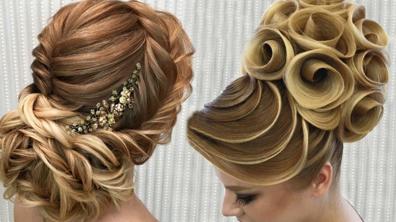 صورة تعليم التسريحات الشعر , اجمل تسريحات للشعر بطريقة بسيطة