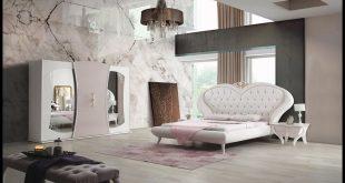 صورة ديكورات غرف نوم مودرن للعرسان , شاهد اروع غرف نوم