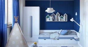 صورة ديكورات دهانات غرف نوم اطفال , اجعليغرفة طفلك لا مثيل لها