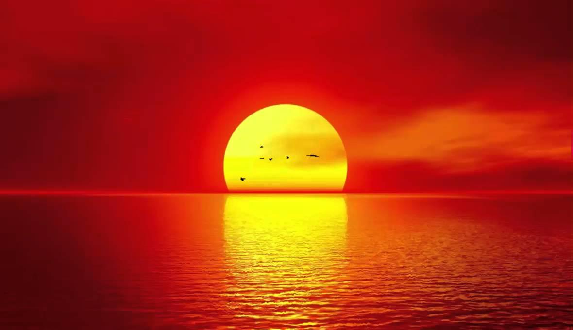 صورة خواطر عن غروب الشمس على البحر , من اجمل ما يقال عن غروب الشمس على البحر
