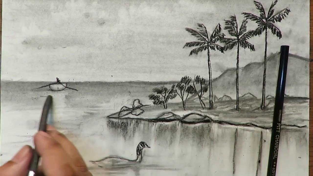 عمودي حجر الكلس يؤكد رسم البحر بالرصاص Virelaine Org