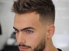 صورة احدث قصات الشعر الشبابيه , اليك احدث قصات الشعر التي تظهر جمال الوجه