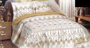 صورة مفرش ليلة الدخله , طريقة اختيار مفرش السرير لليلة الدخلة