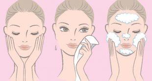 صورة غسل الوجه بالصابون , هل غسل الوجه بالصابون له اضرار وما هي
