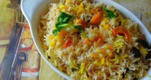صورة طريقة عمل الرز البرياني , اطبخي باسهل واحسن الطرق