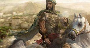 معلومة جديدة عن هذا الملك العظيم , اين دفن صلاح الدين الايوبي