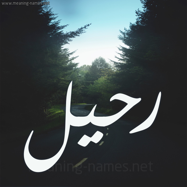 صورة معاني مميزة لهذا الاسم العظيم , معنى اسم رحيل