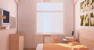 صورة اجمل انواع الغرف المذهلة الحديثة , تصاميم غرف نوم صغيرة