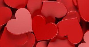 صورة خلفيات قلوب حمراء , اجمل الخلفيات بأروع القلوب المذهلة