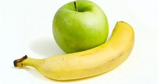 اسرع طريقة للتخسيس , رجيم الموز والتفاح