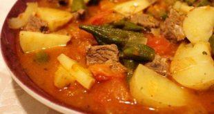 صورة اسهل طريقة لعمل مرق اللحم لعائلتك , طريقة عمل مرق اللحم