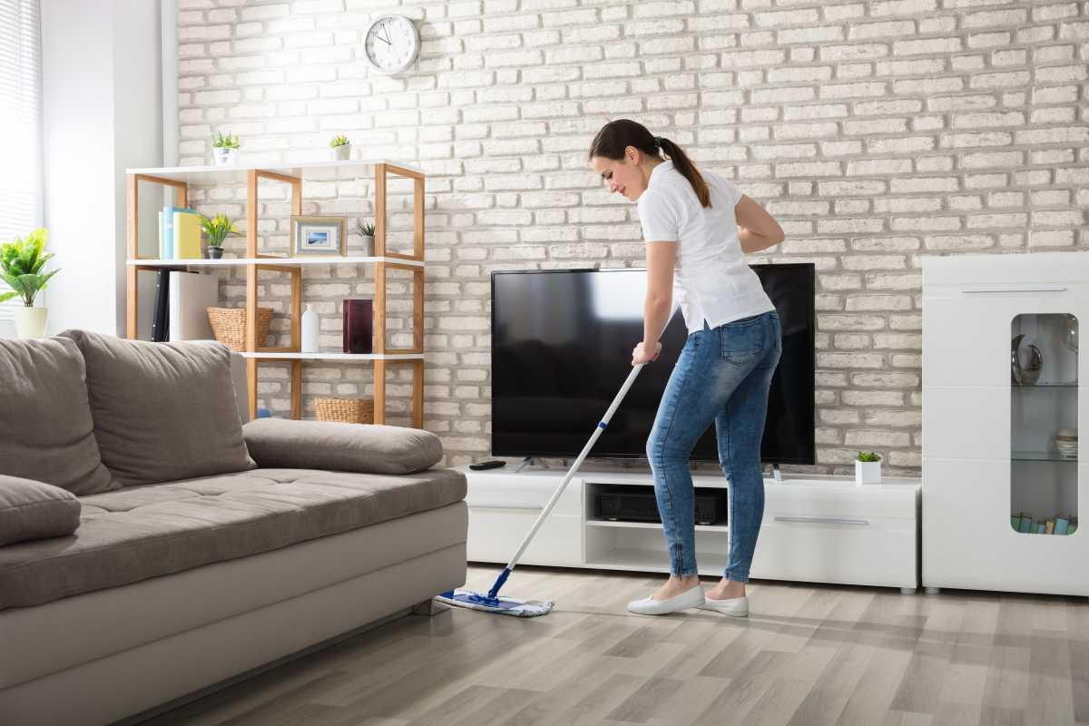 صورة اسرارا مذهلة لهذا الحلم المهم , تنظيف المنزل في المنام