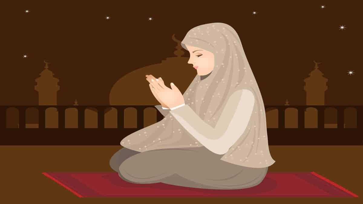 صورة حلمت اني اصلي في المنام هل له معني جيد , تفسير حلم الصلاة
