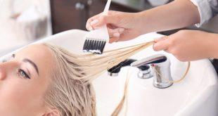 صورة هل صبغ الشعر للحامل ضار , صبغ الشعر للحامل في الشهر الاول