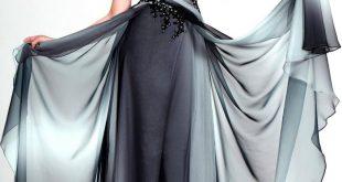 صورة البسي احلي فستان سهرة , فساتين سهرة راقية