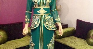 صورة هل انتي عروسة وتريدي فستان غير تقليدي , قنادر اعراس جزائرية جديدة 827 13 310x165